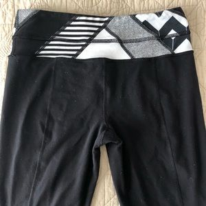 Lululemon Flare Leg Workout Pants